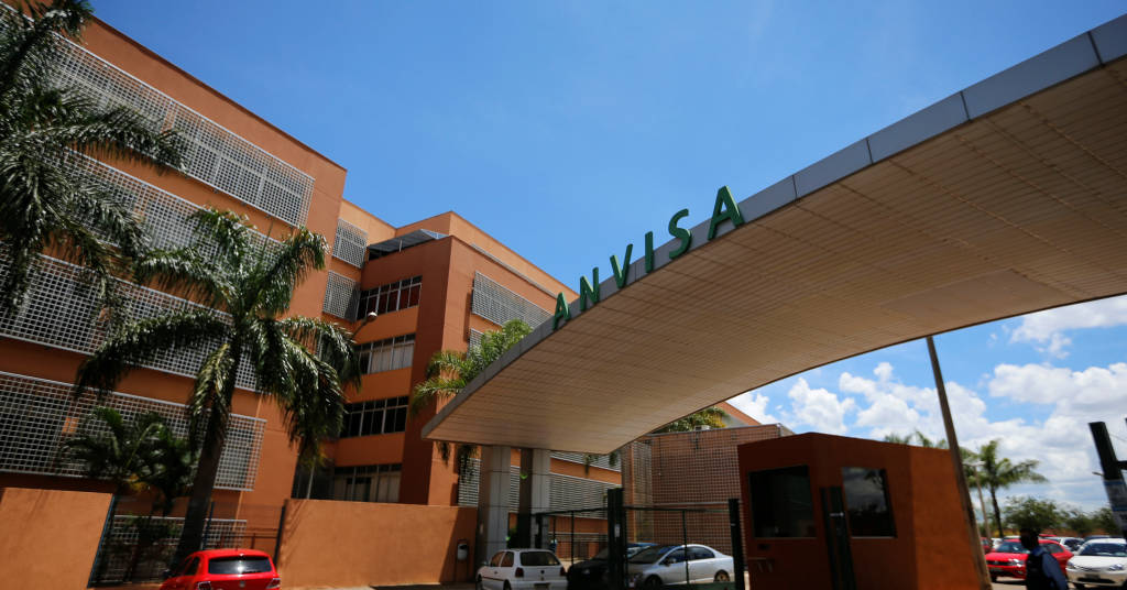 Placeholder - loading - Sede da Anvisa, em Brasília, 06/01/2021 REUTERS/Adriano Machado