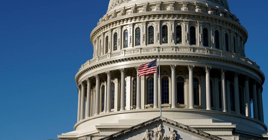 Placeholder - loading - A cúpula do Capitólio dos EUA, em Washington, 17 de dezembro de 2020. REUTERS/Erin Scott