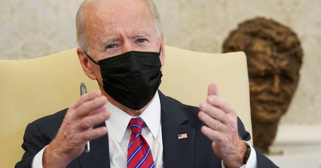 Placeholder - loading - O presidente dos Estados Unidos, Joe Biden. 29/01/2021. REUTERS/Kevin Lamarque.