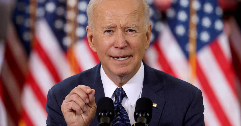 Placeholder - loading - Biden fala em evento em Pittsburgh, Pensilvânia  31/3/2021 REUTERS/Jonathan Ernst