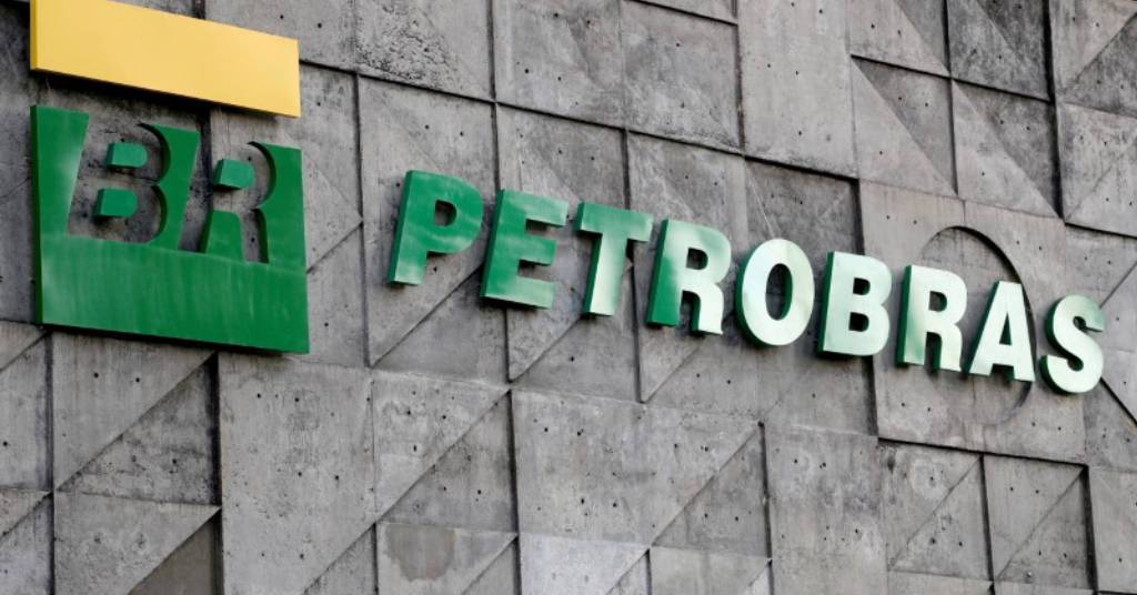Placeholder - loading - Logo da empresa de petróleo, Petrobras, no Rio de Janeiro, Brasil. 16/10/2019  REUTERS/Sergio Moraes