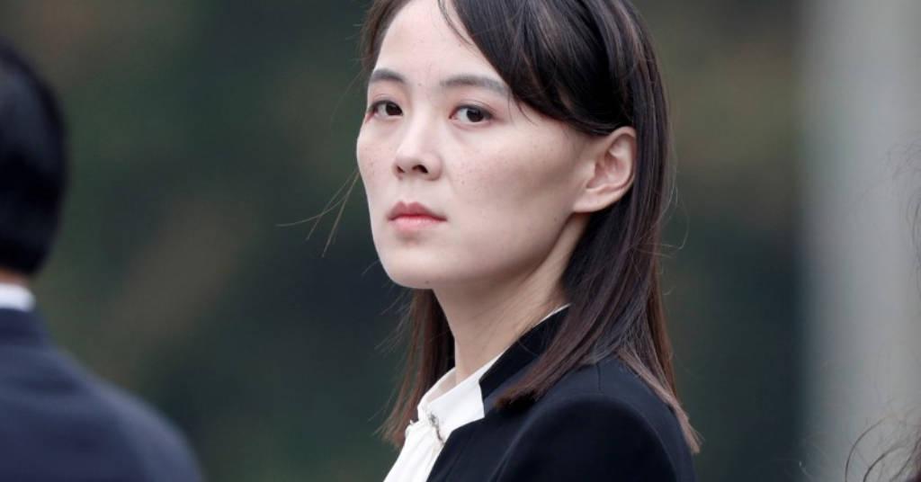 Placeholder - loading - Kim Yo Jong, irmã do líder da Coreia do Norte, Kim Jong Un, em Hanói 02/03/2019 REUTERS/Jorge Silva/Pool