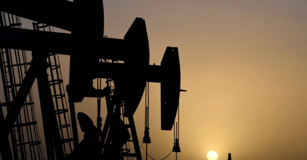 Placeholder - loading - Pompa petrolifera a Midland, Texas, USA, 11 febbraio 2019. Foto scattata l'11 febbraio 2019. REUTERS/Nick Oxford