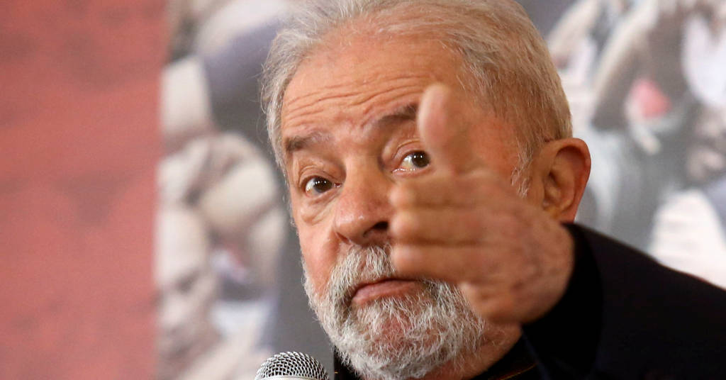 Placeholder - loading - Ex-presidente Luiz Inácio Lula da Silva 12/08/2021 REUTERS/Carla Carniel