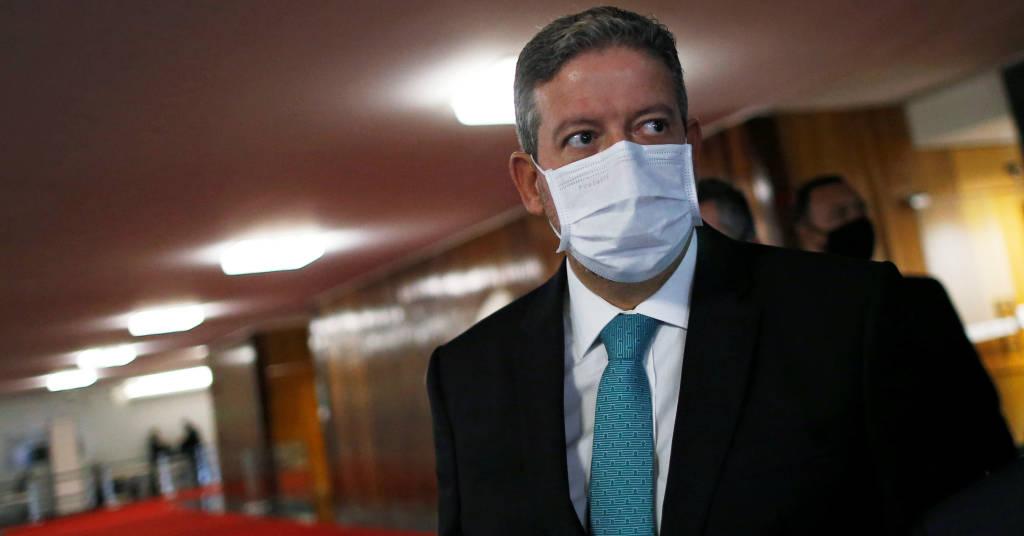 Placeholder - loading - O presidente da Câmara, Arthur Lira 2/02/2021 REUTERS/Adriano Machado