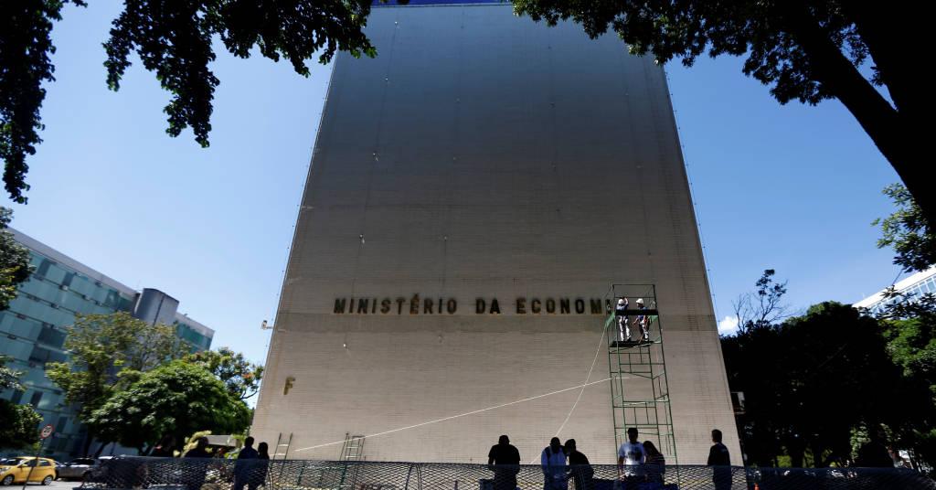 Placeholder - loading - Sede do Ministério da Economia em Brasília 03/01/2019.  REUTERS/Adriano Machado
