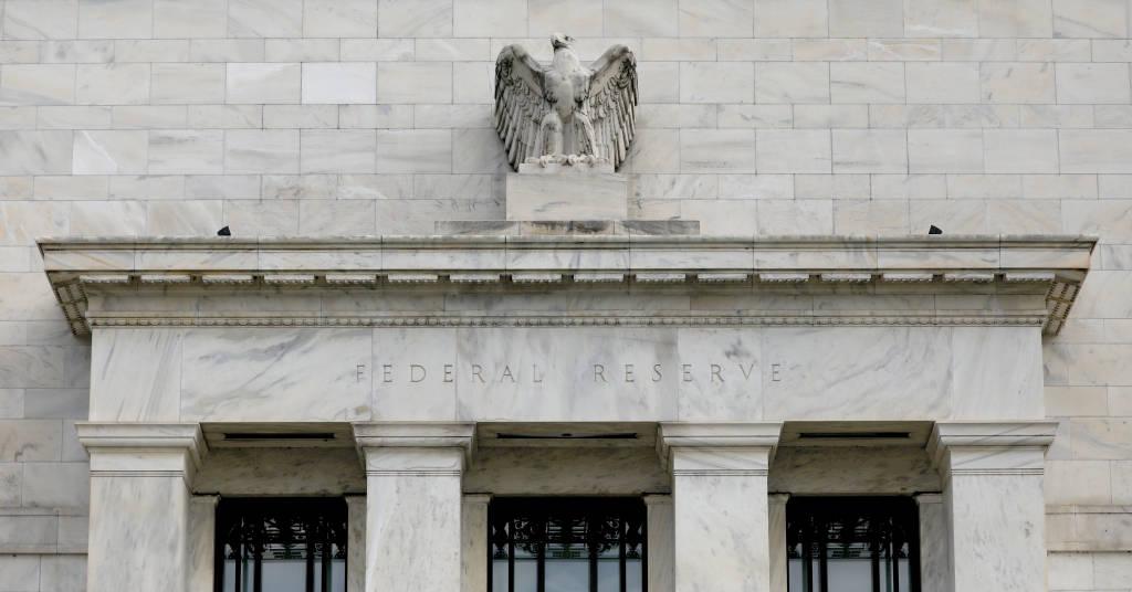 Placeholder - loading - Sede do Federal Reserve, banco central dos EUA, em Washington 22/08/2018 REUTERS/Chris Wattie