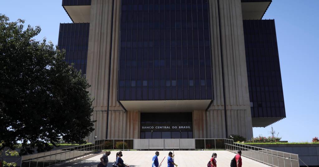 Placeholder - loading - Sede do Banco Central em Brasília 25/08/2021 REUTERS/Amanda Perobelli