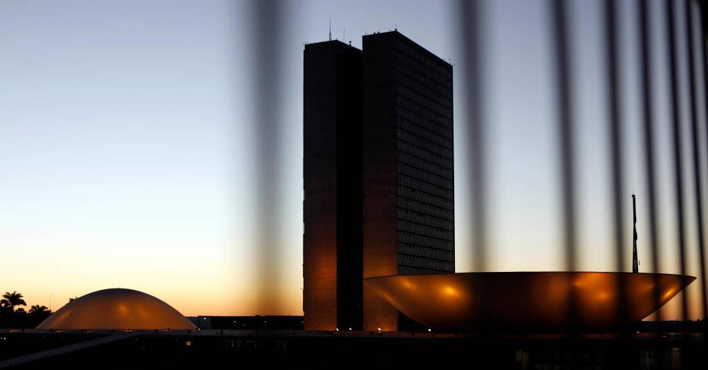 Placeholder - loading - Vista do prédio do Congresso Nacional em Brasília 25/07/2017 REUTERS/Paulo Whitaker