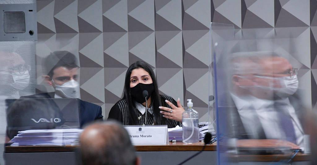 Placeholder - loading - 28/09/2021 Senado Federal/Roque de Sá/Divulgação via REUTERS