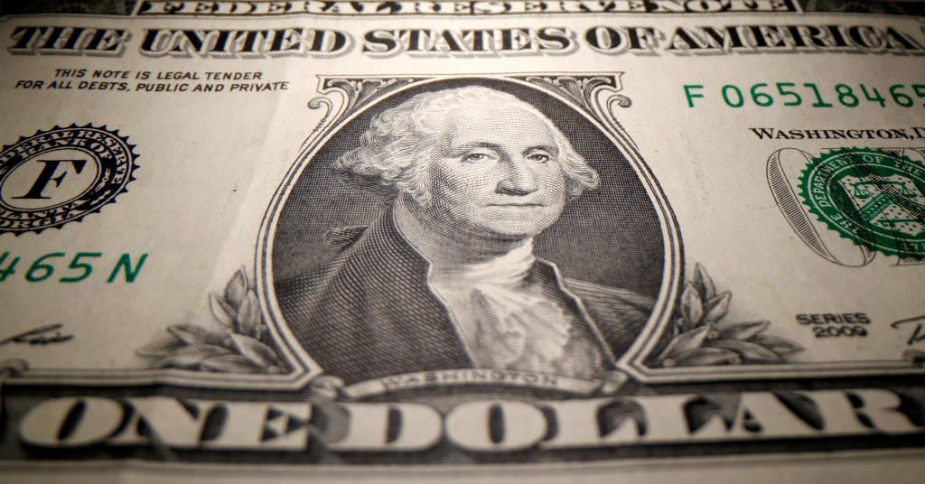 Placeholder - loading - Nota de um dólar dos EUA 26/05/2020 REUTERS/Dado Ruvic