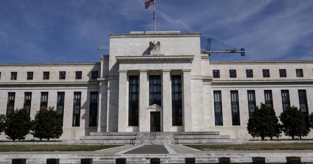 Placeholder - loading - Sede do Fed em Washington 27/3/2019 REUTERS/Brendan McDermid