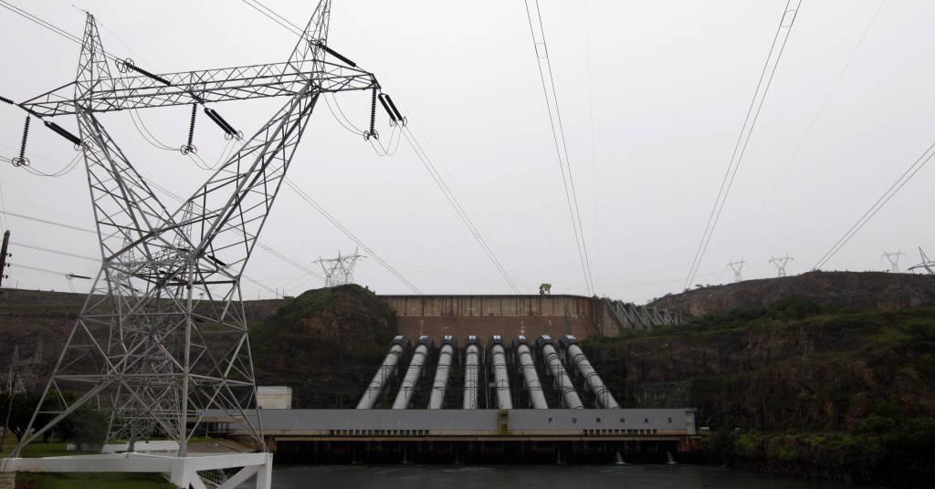 Placeholder - loading - Usina hidrelétrica de Furnas, em São José da Barra (MG)  14/01/2013 REUTERS/Paulo Whitaker