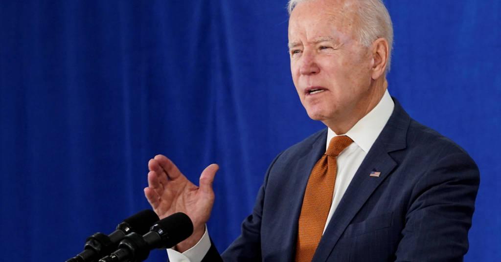 Placeholder - loading - Presidente dos EUA, Joe Biden, em Rehoboth Beach, no Estado norte-americao de Delaware 04/06/2021 REUTERS/Kevin Lamarque