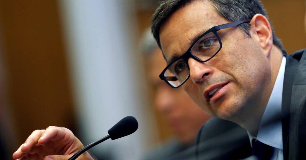 Placeholder - loading - Roberto Campos Neto participa de entrevista em Brasília 9/1/2020 REUTERS/Adriano Machado