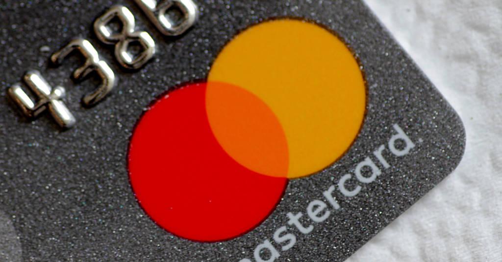 Placeholder - loading - Logo da Mastercard em cartão de crédito em foto de ilustração 30/08/2017 REUTERS/Thomas White