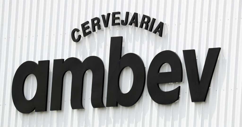Placeholder - loading - Logo da Ambev em Fortaleza, Brasil  10/01/2019 REUTERS/Paulo Whitaker