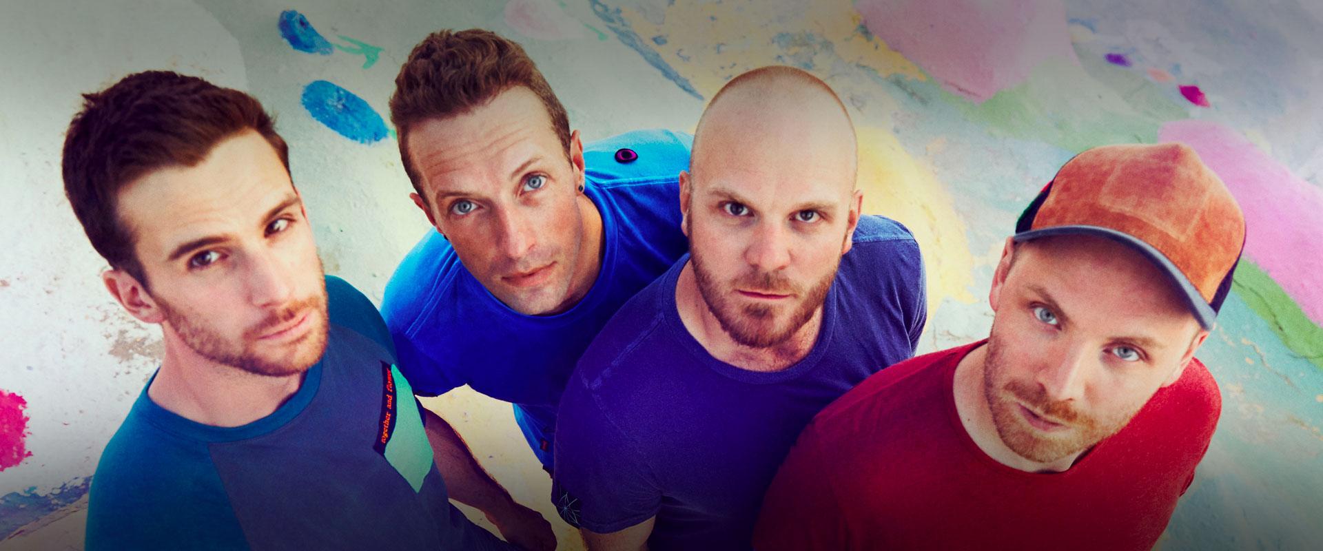 Placeholder - loading - Imagem da notícia Coldplay é o novo artista da semana!