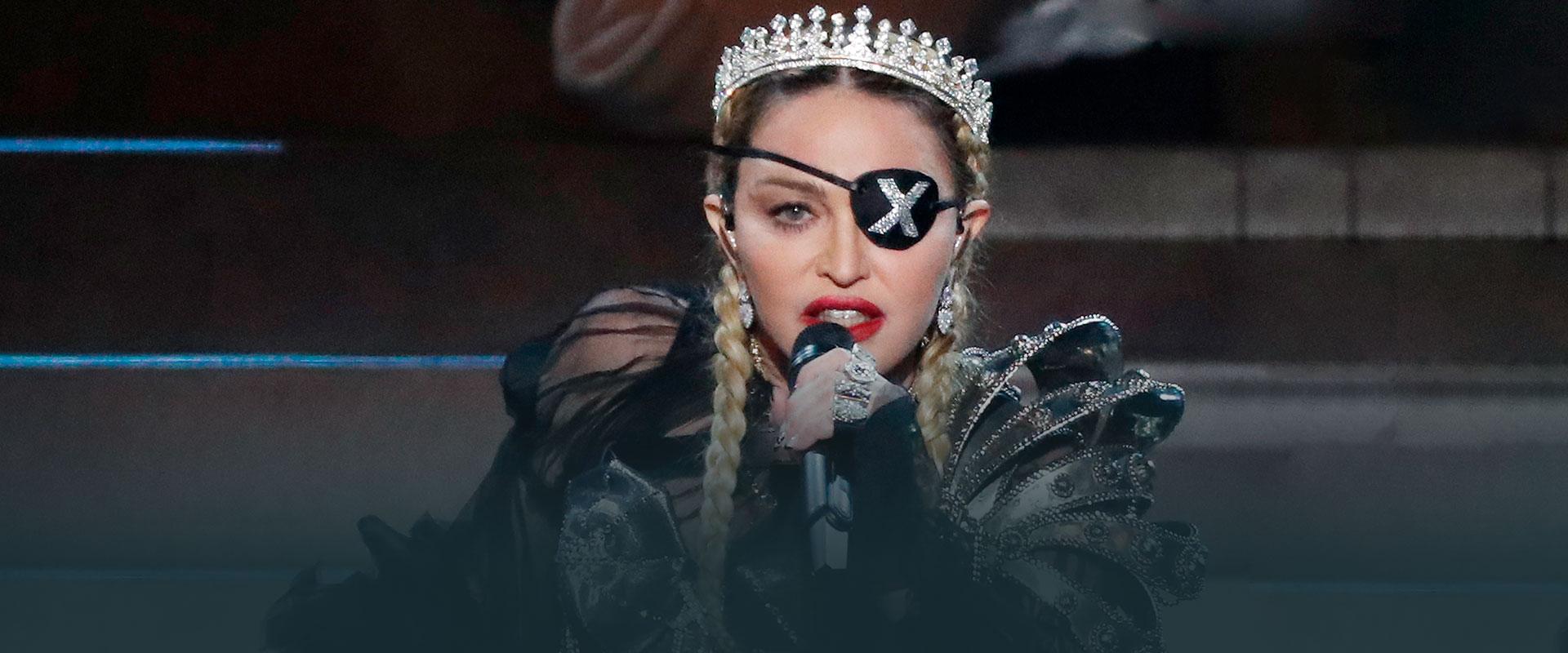Placeholder - loading - Imagem da notícia Parabéns, Madonna: saiba os recordes da artista