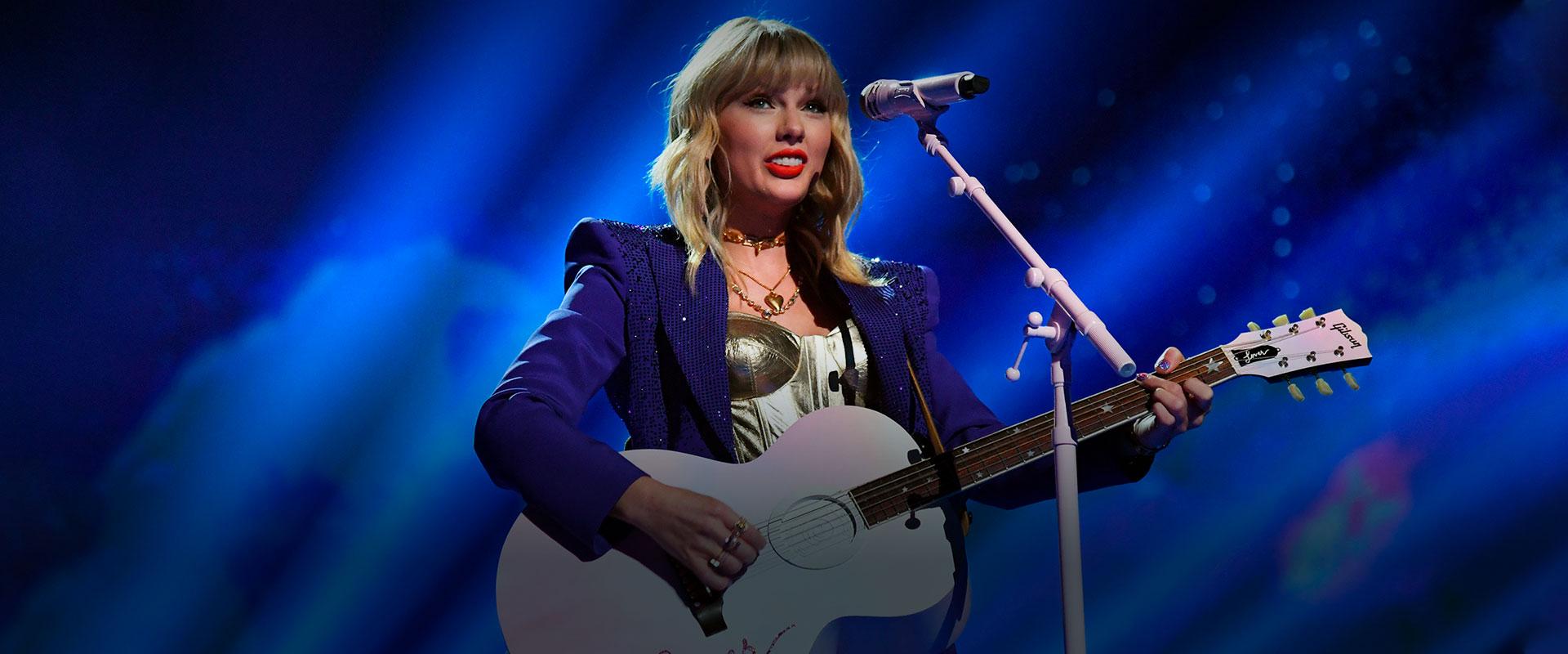 Placeholder - loading - Imagem da notícia Agora é oficial: Taylor Swift vai se apresentar no Brasil em 2020