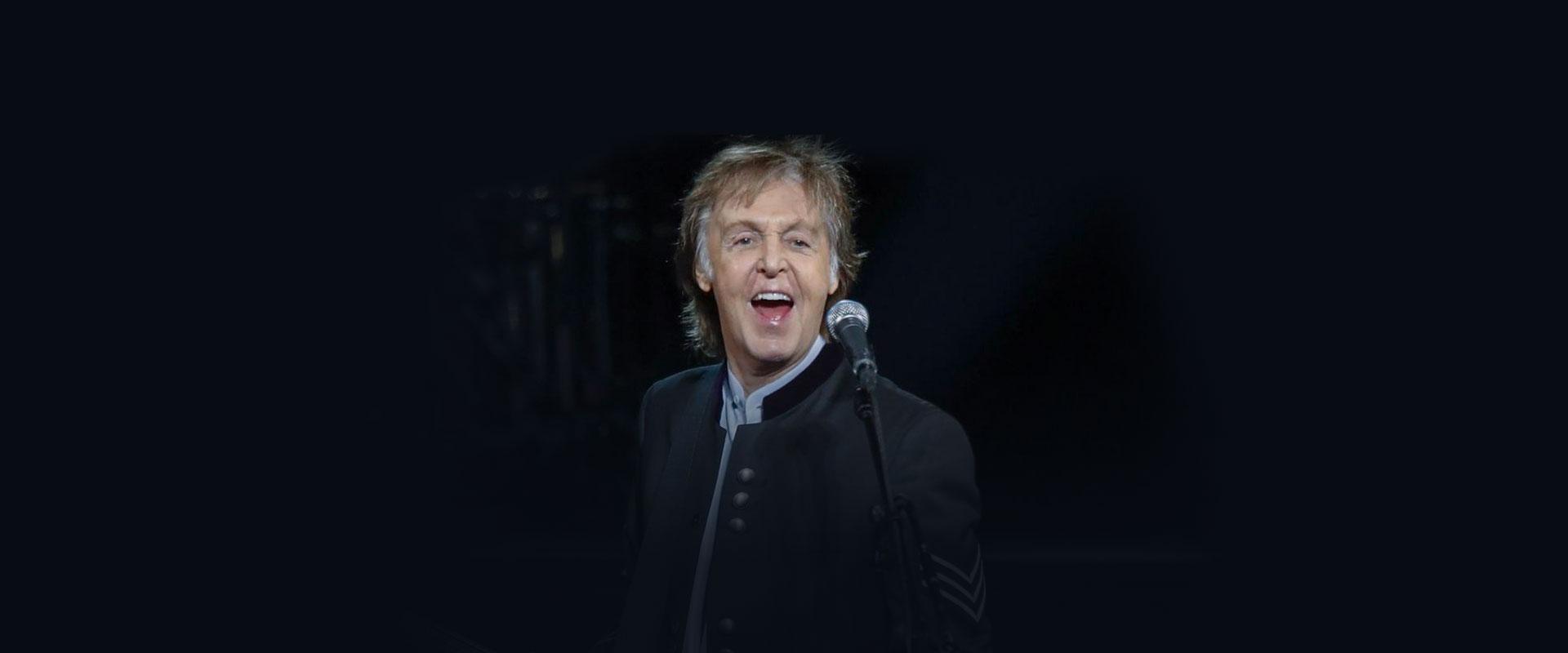 Placeholder - loading - Imagem da notícia Paul McCartney fará shows no Brasil em 2019
