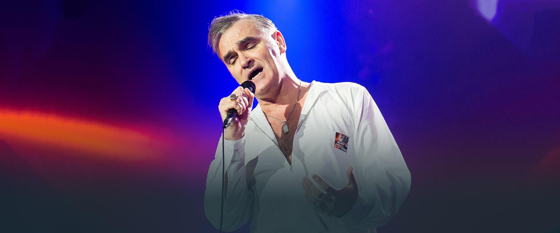 Placeholder - loading - Imagem da notícia Morrissey é o Artista da Semana