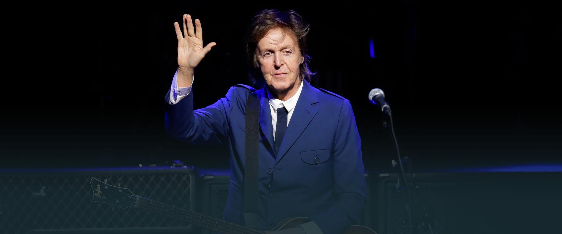 Placeholder - loading - Imagem da notícia Paul McCartney passará pelo Brasil