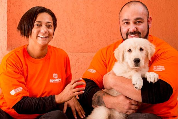 Emprego: Serviços pet são opção para driblar a crise Background