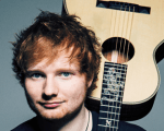 "Single ""Photograph"" fará parte do álbum ""x"", anuncia Ed Sheeran Background"