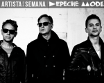 A banda Depeche Mode é o Artista da Semana Background