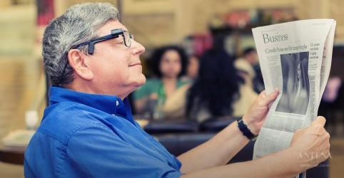 Placeholder - loading - Imagem da notícia Equipamento dá visão aos deficientes visuais