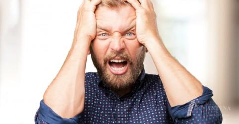 Placeholder - loading - Imagem da notícia Você sabia que ficar bravo pode apresentar certos benefícios?
