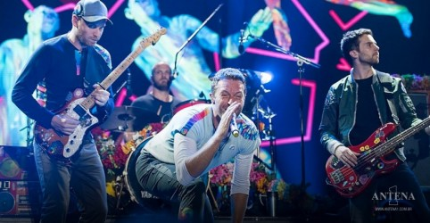 Placeholder - loading - Coldplay realiza novo single