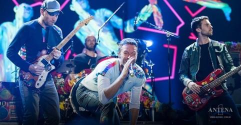 Placeholder - loading - Imagem da notícia Coldplay realiza novo single