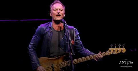 Placeholder - loading - Imagem da notícia Sting lançará novo álbum com o single If It's Love