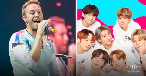 Placeholder - loading - Coldplay: Chris Martin comenta sobre colaboração com BTS