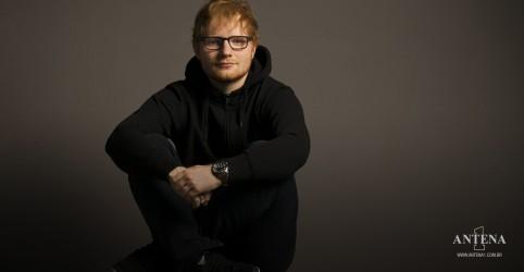 Placeholder - loading - Imagem da notícia Ed Sheeran divulga nova canção Shivers