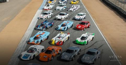 Placeholder - loading - Imagem da notícia Fãs da Porsche se reúnem nos Estados Unidos