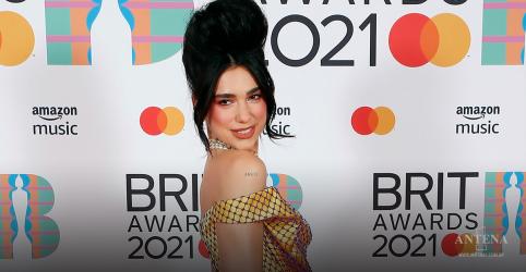 Placeholder - loading - Imagem da notícia BRIT Awards 2021: Conheça a trajetória de Dua Lipa na premiação