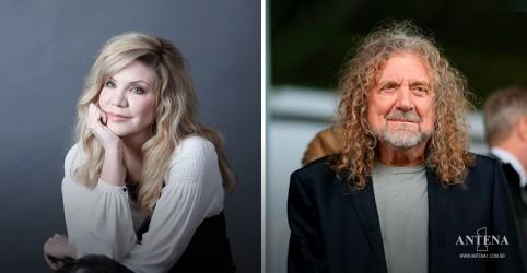 Placeholder - loading - Imagem da notícia Alison Krauss e Robert Plant se reunem para o novo LP Raise the Roof