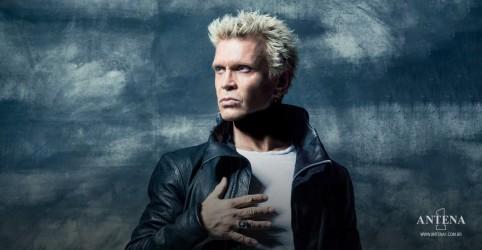 Placeholder - loading - Imagem da notícia Billy Idol divulga música nova com o vídeo Bitter Taste