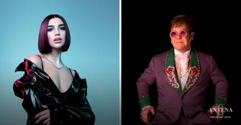Placeholder - loading - Dua Lipa e Elton John irão criar nova colaboração Cold Heart