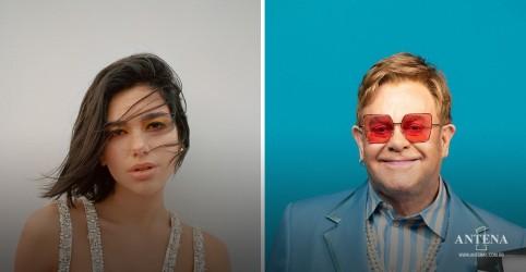 Placeholder - loading - Elton John e Dua Lipa lançam colaboração