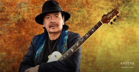 Placeholder - loading - Imagem da notícia Lançamento de Blessings and Miracles, novo álbum de Santana