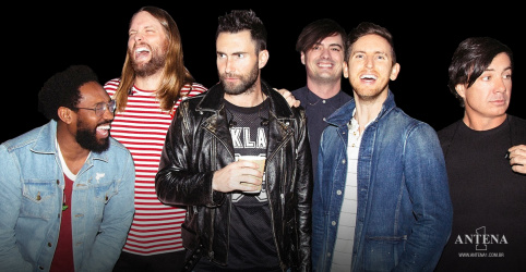 Placeholder - loading - Imagem da notícia Maroon 5 lança novo disco