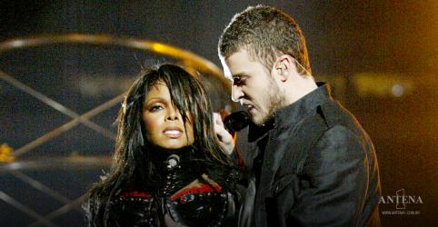 Placeholder - loading - Imagem da notícia Super Bowl 2004: Entenda polêmica entre Justin Timberlake e Janet Jackson