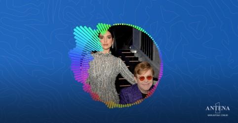 """Placeholder - loading - Novo Letra e Tradução """"Cold Heart"""", de Dua Lipa e Elton John"""