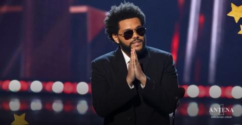 Placeholder - loading - Imagem da notícia The Weeknd bate recorde histórico na Billboard Hot 100