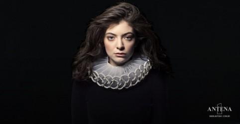 Placeholder - loading - Imagem da notícia Lorde lança novo single com clipe