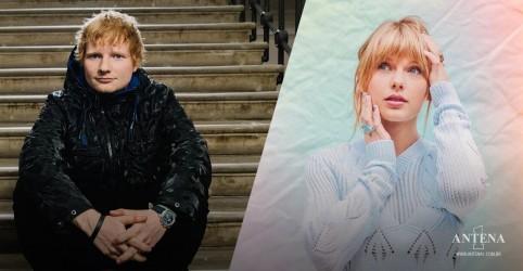 Placeholder - loading - Imagem da notícia Ed Sheeran, Taylor Swift, Dua Lipa e The Weeknd no top 10 da Billboard Artist